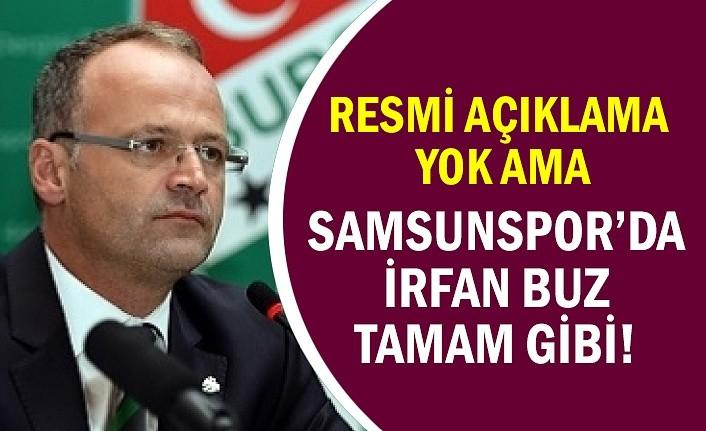 Samsunspor'un yeni teknik direktörü kim oldu? İrfan Buz kimdir?