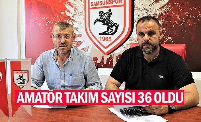 Yab-pa Samsunspor ile işbirliği yapacak!