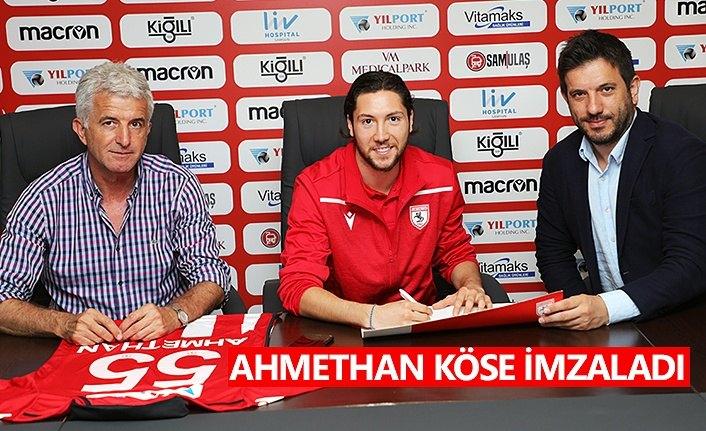 Ahmethan Köse Samsunspor'da