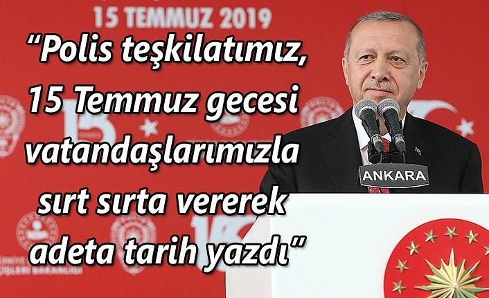 Cumhurbaşkanı Erdoğan: Sakalımızı kestiler ama kesilen sakal çok daha gür bitti