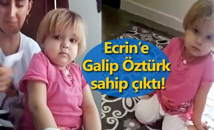 Ecrin bebeğin yol masraflarını Galip Öztürk karşılayacak!