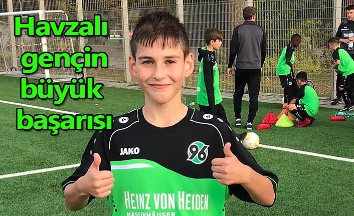 Hannover 96 Alt Yapısında Havzalı bir Genç