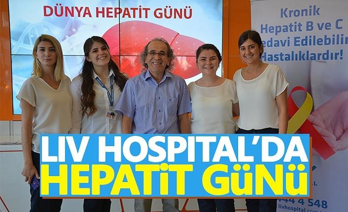 LIV'de Hepatit Günü