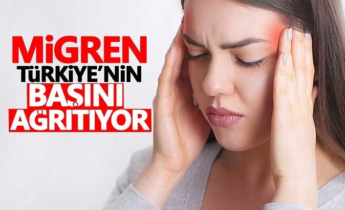 Migren Türkiye'nin Başını Ağrıtıyor