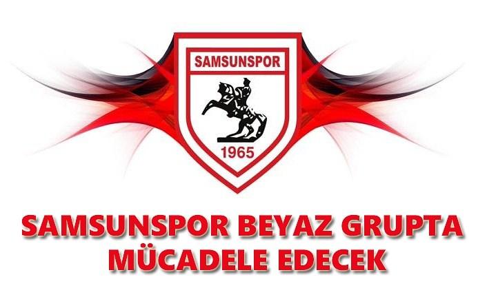 Samsunspor'un grubu ve rakipleri belli oldu