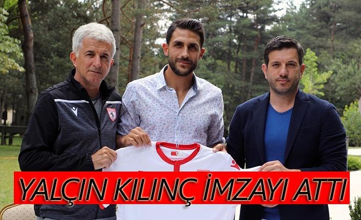 Yalçın Kılınç Samsunspor'da