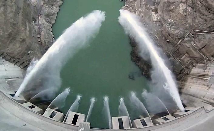 Yusufeli Barajı dünyanın en yüksek barajları listesinde
