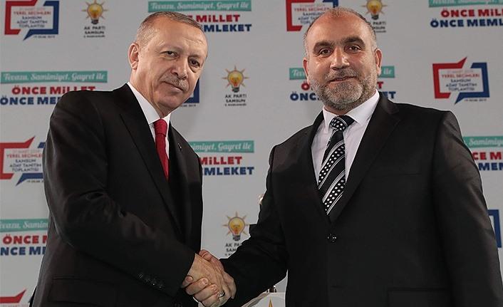 Başkan Sandıkçı AK Parti'nin 18. Yılını Kutladı