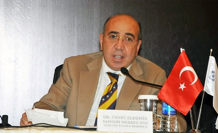 Fahri Eldemir OSBÜK'te
