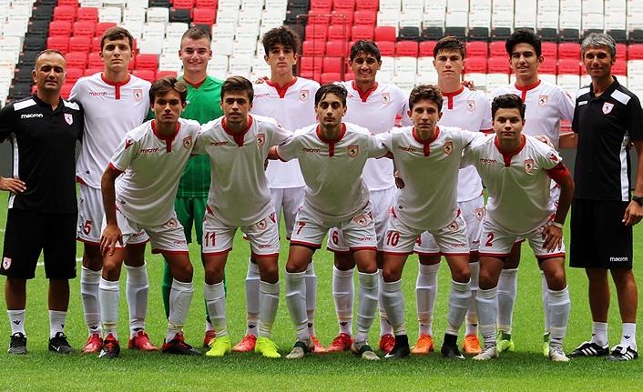 Samsunspor : 4 - Gazişehir Gaziantep : 3