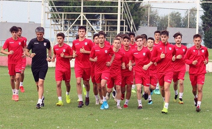 Samsunspor Sarıyer hazırlıklarını sürdürüyor!