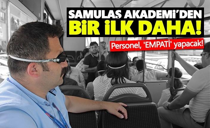 SAMULAŞ Akademi'den bir İlk daha!