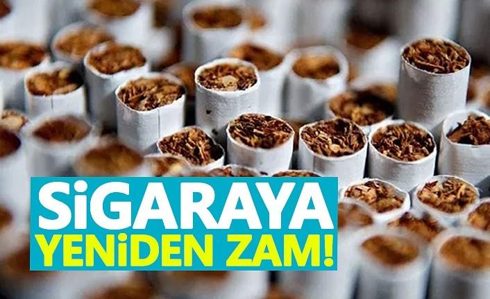 Sigaraya Yeniden Zam!