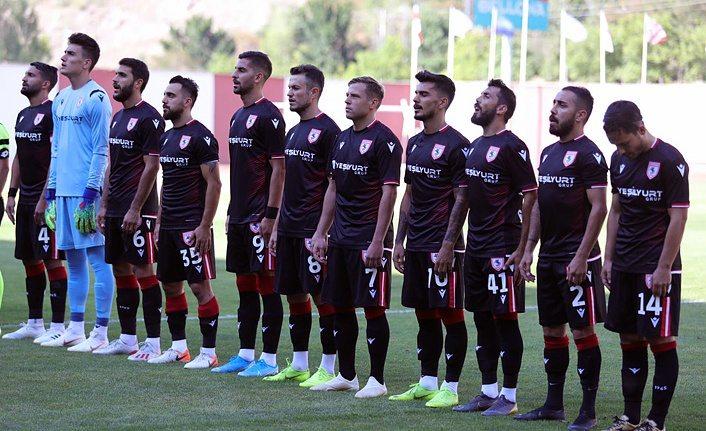 Gümüşhanespor Samsunspor maç sonucu 0-2