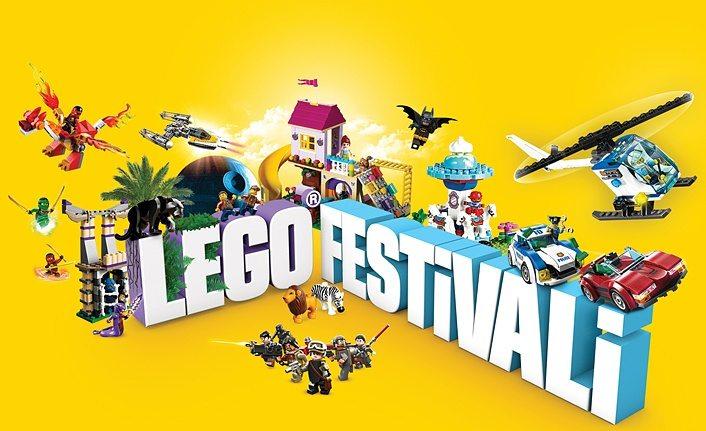 LEGO Festivali Samsun'da Başlıyor!