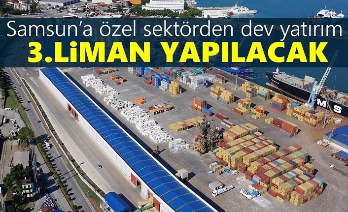 Samsun'a Cengiz Holding'den Dev Yatırım!