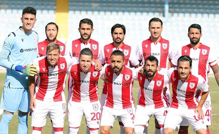 Samsunspor Ankara'da 2 puan bıraktı