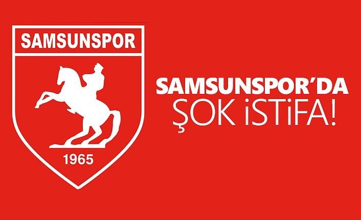 Samsunspor Basketbol'da şok istifa!