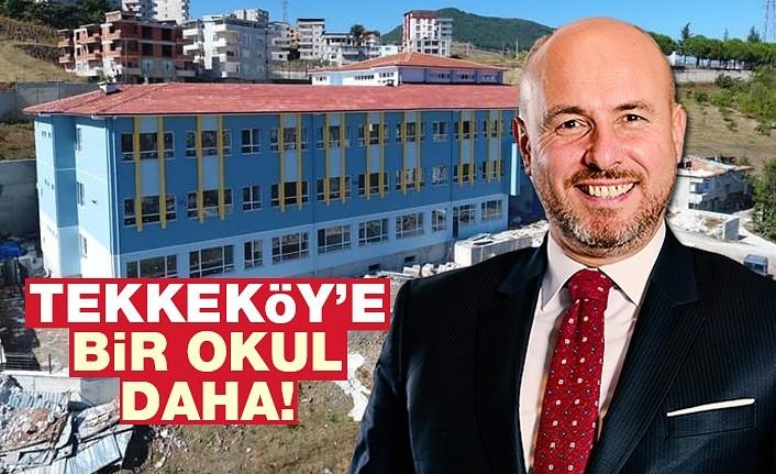 Türkiye'de ilk ve tek Tekkeköy'de açılıyor!