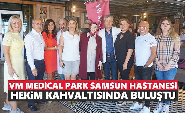 VM Medical Park Hastanesi Kahvaltıda buluştu