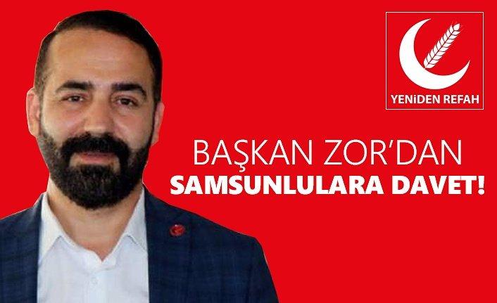 Yeniden Refah Partisi Samsun'da Kongreye Gidiyor!