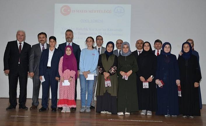 19 Mayıs İlçesinde  'Cami ve Hayat'  Konulu Konferans Düzenlendi