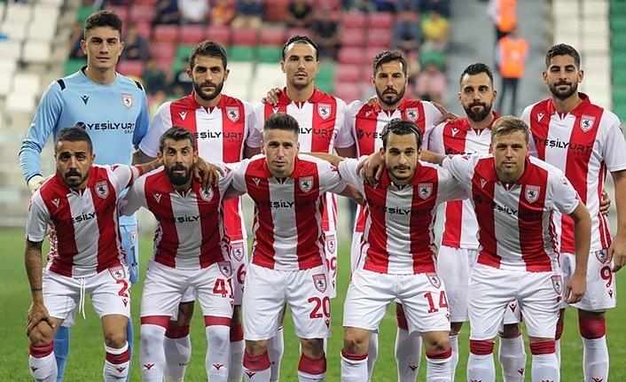 Amedspor Samsunspor maç sonucu : 0 - 0