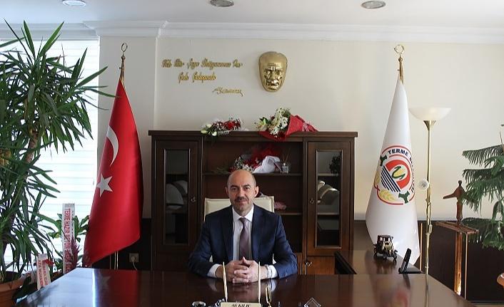 Başkan Ali Kılıç: 96'ıncı yılın gururunu yaşıyoruz