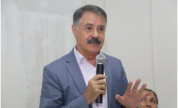 Başkan Deveci: Atakum'un çocuklarına iş istiyorum