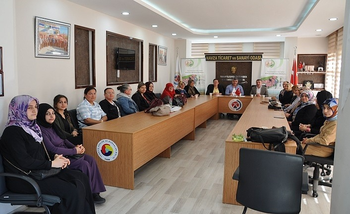 Başkan Özdemir: Bayanlara destek vermek bizlere onur verir