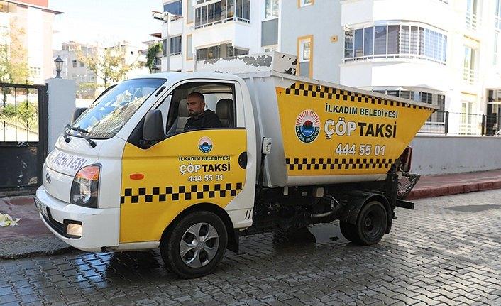 Bu taksi başka taksi!