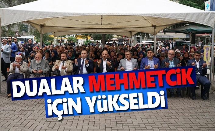 Dualar Mehmetçik için yükseldi