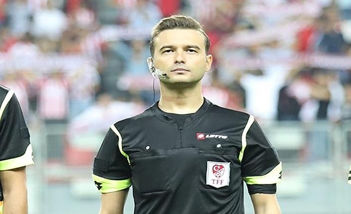 İnegölspor Samsunspor maçını Emre Kargın yönetecek