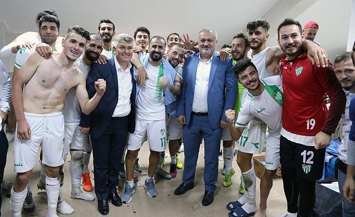 Kenan Yelek: Çarşambaspor önemli bir üç puanı aldı