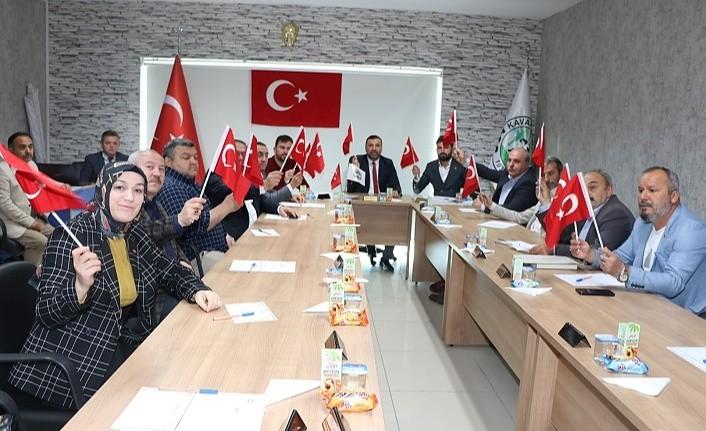 Meclis üyeleri altı aylık huzur haklarının Mehmetçik Vakfı'na verilmesini istedi