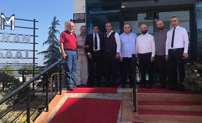 MÜSİAD Samsun'dan üye işyeri ziyareti