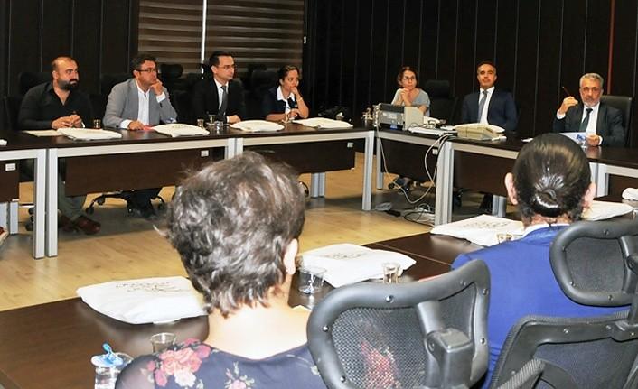 OMÜ'de Yeni Atanan Akademisyenler Buluşması