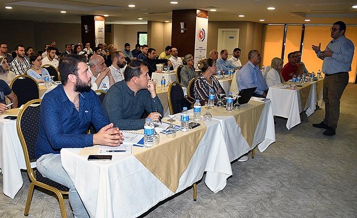 Samsun TSO'dan, 'Üretim, Planlama ve Lojistik Yönetimi' eğitimi