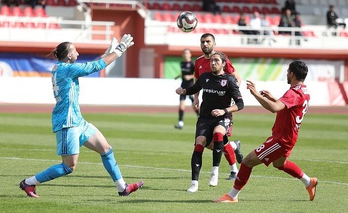 Samsunspor kupada adını bir üst tura yazdırdı