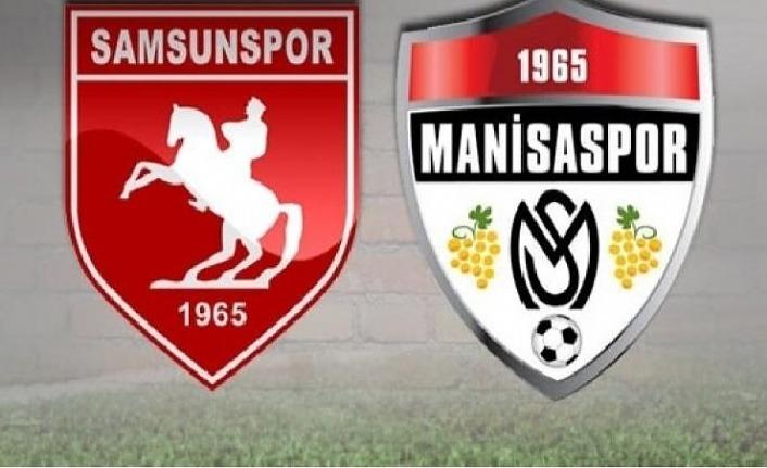 Samsunspor Manisaspor maçı saat kaçta, hangi kanalda?