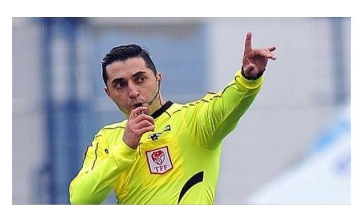 Samsunspor Sancaktepe maçının hakemi İlker Coşkun