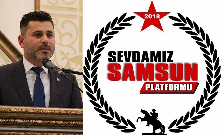 Sevdamız Samsun Platformu'ndan 29 Ekim Mesajı