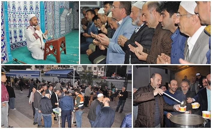 Terme'de Mehmetçik için zafer duası