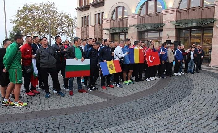 Uluslararası Masterler Veteranlar Futbol Turnuvası başlıyor!