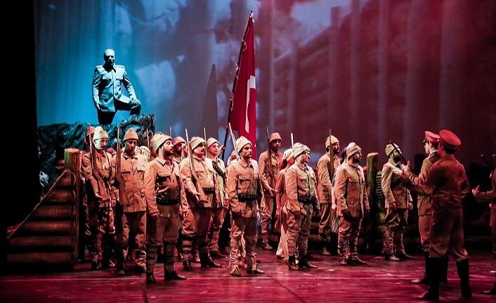 'Yeniden Doğuş' 29 Ekim'e özel gösteri