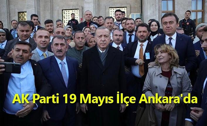 AK Parti 19 Mayıs İlçe Ankara'da