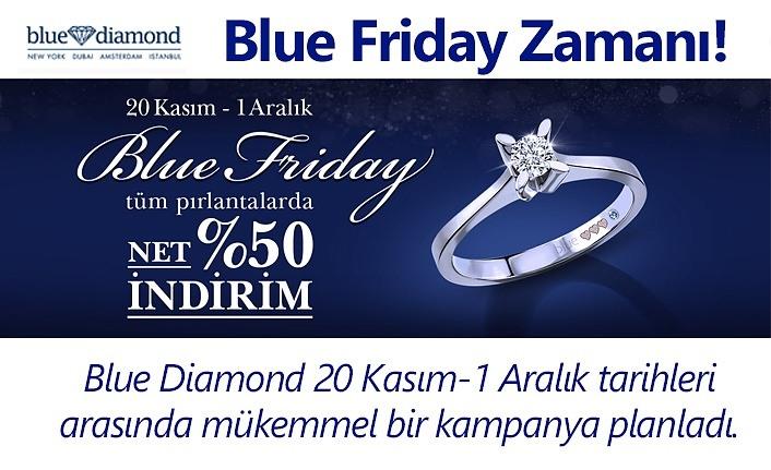 Blue Diamond ile Blue Friday Zamanı!