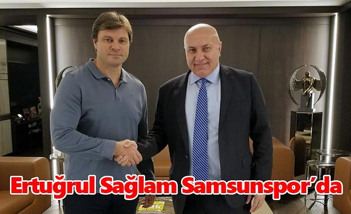 Ertuğrul Sağlam Samsunspor'da 5 yıllık imza attı