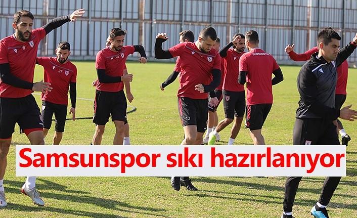 Samsunspor puan durumu ve 13. hafta maçları