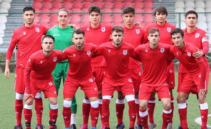 Samsunspor U19 Takımı'nın ilk yarı değerlendirmesi